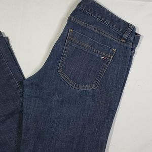 Tommy Hilfiger straight cut jeans size 4